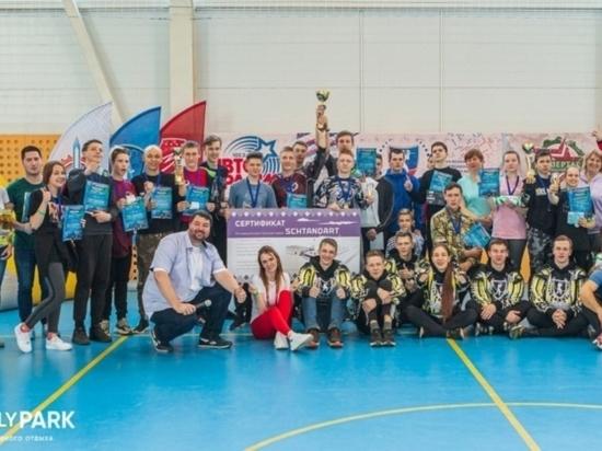 В Иванове подвели итоги турнира по лазертагу среди школьников