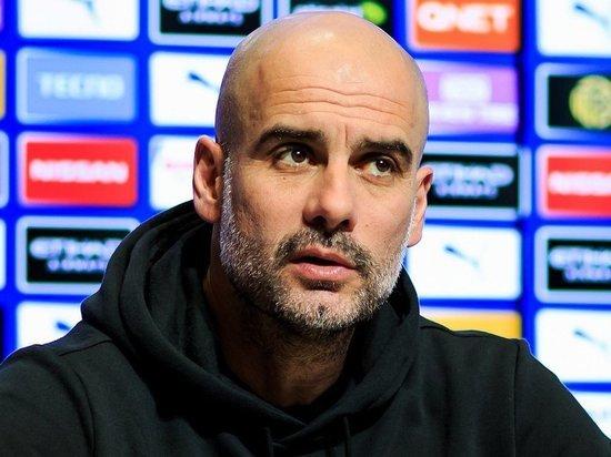 """Тренер """"Манчестер Сити"""" раскритиковал проект Суперлиги"""