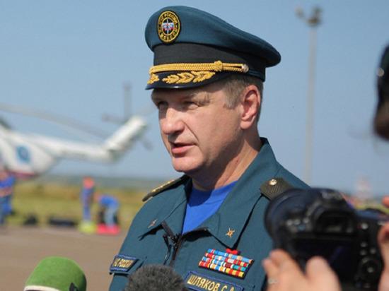 Бывшему замглавы МЧС Шлякову назначили 5 лет колонии за «продажу» должности губернатора