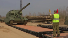 Шойгу рассказал об агитационном армейском поезде