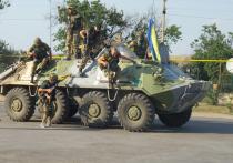 Гражданская война для тех, кто считает русских и украинцев одним народом, да