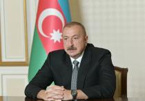 Алиев получил ответ из Москвы об