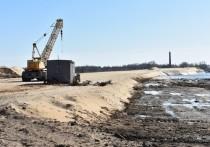 Строительство магистрали в Йошкар-Оле продолжится после паводка