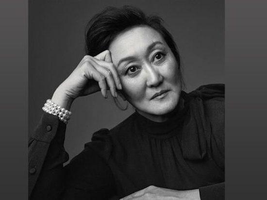 Экс-мэр Якутска стала героиней Vogue Россия
