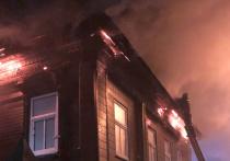 Закурил, уснул, умер: в Ивановской области в пожаре погиб пенсионер