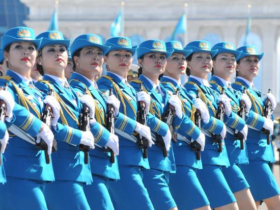 Каковы перспективы у женщин в казахстанской армии?