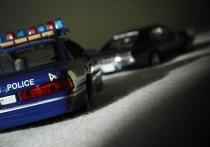 В Шира пьяный водитель скрывался от полицейской погони и был пойман на трассе