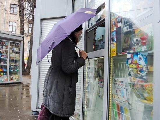 Синоптики: в Москве потеплеет, но ненадолго