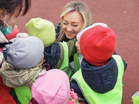 Детский сад «Мозаика» для 350 малышей от 2 до 7 лет открылся в Балашихе в мкр Изумрудный лес