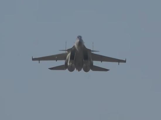 Причину крушения Су-30СМ в Казахстане связали с птицами