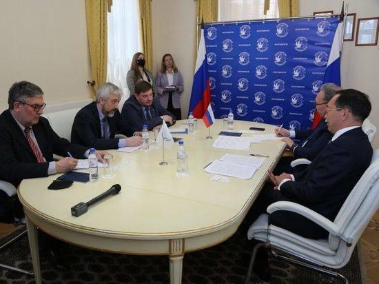 Якутия и Россотрудничество будут продвигать проекты республики на территории иностранных государств