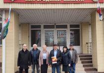 Амгинский район Якутии будет сотрудничать с Военным комиссариатом Белгородской области