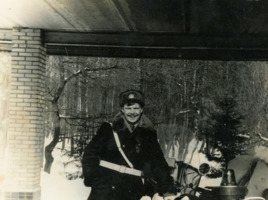 Отец начинал свою службу в дивизионе, а сын продолжил в батальоне