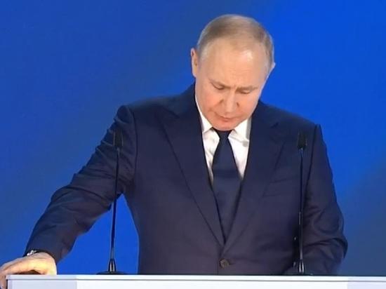 Путин пообещал поощрение компаниям за вклад прибыли в развитие