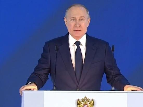 Путин высказался о борьбе России с пандемией