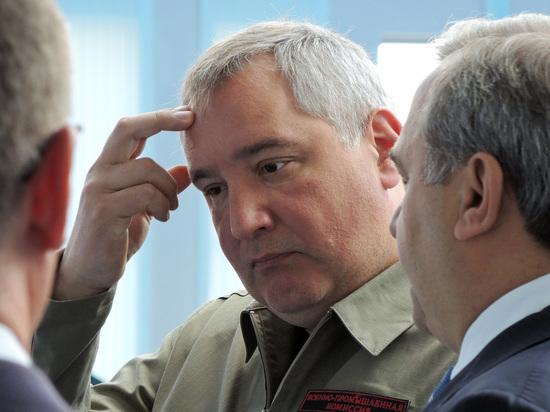 Рогозин не исключил передачу США российского сегмента МКС
