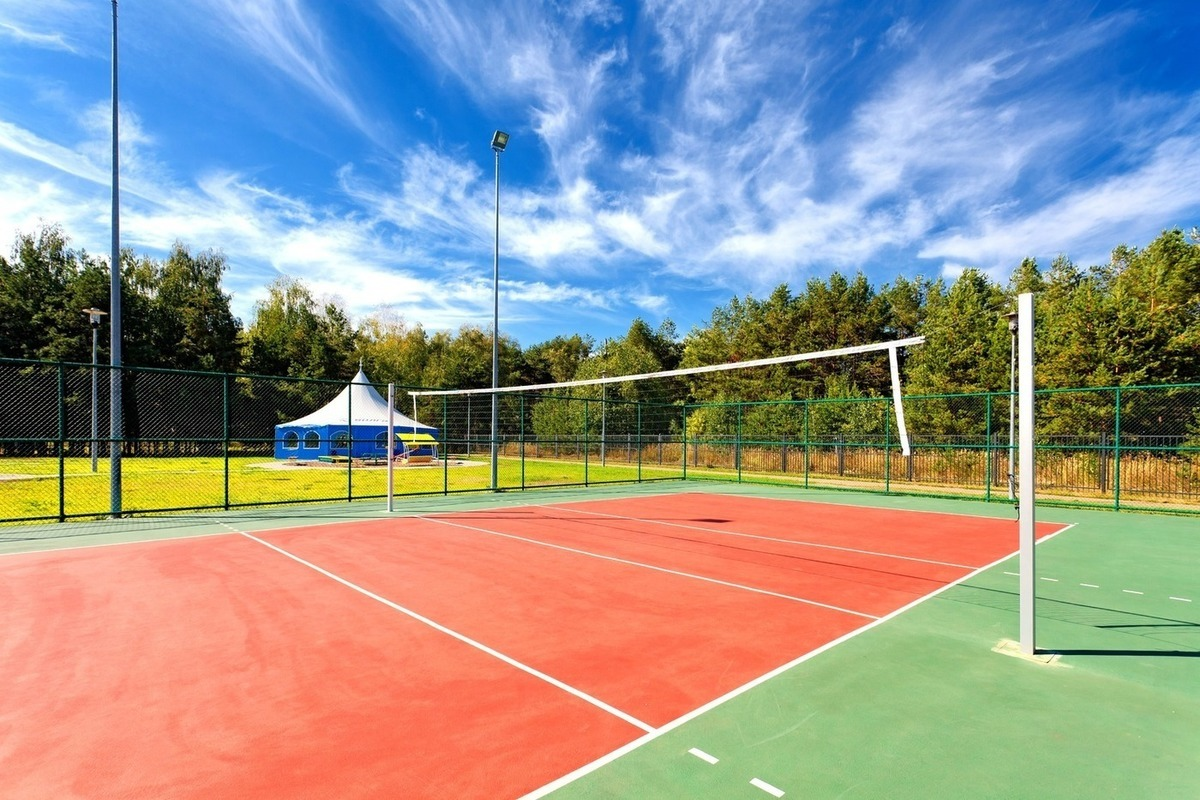 Все для спорта, все для здоровья: в Костроме появятся новые волейбольные площадки