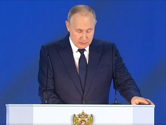 Путин: тяжелую межконтинентальную ракету «Сармат» примут на вооружение в 2022 году