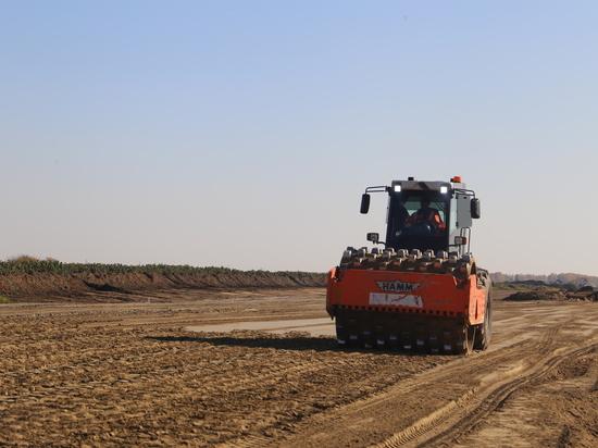 В Алтайском крае приступили к ремонту федеральных дорог