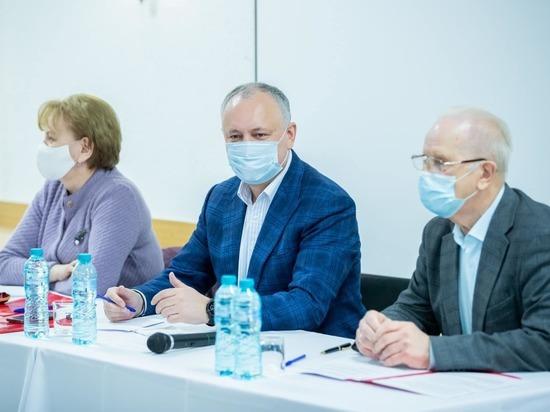 В Молдове восстановлен режим захваченного государства