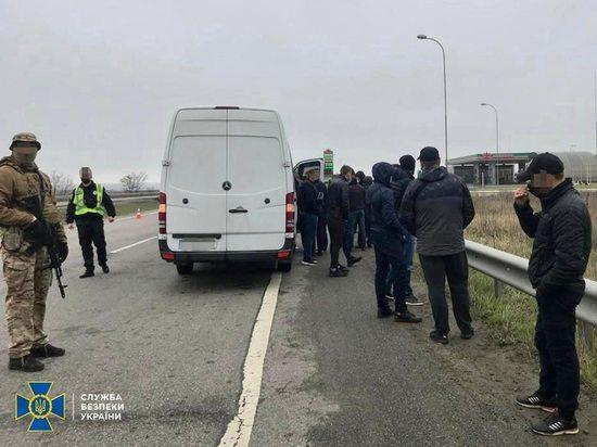 СБУ задержала более 60 пророссийских активистов в Харькове