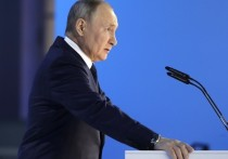 Завершая Послание Федеральному собранию, президент Путин коснулся вопросов стратегической стабильности, подчеркнув, что в создании боевых систем нового поколения и развитии современных ядерных сил Россия является мировым лидером