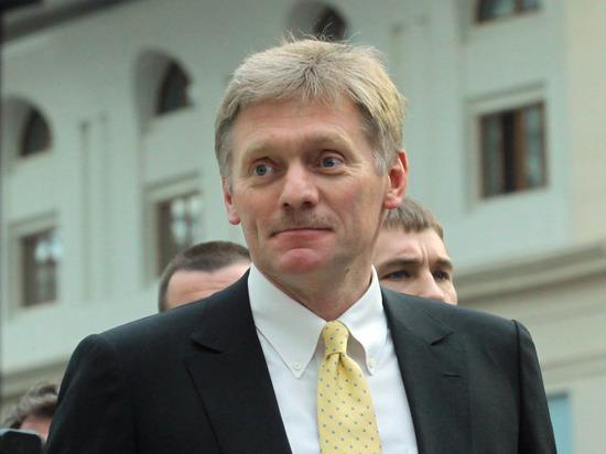 Песков рассказал, как долго готовится текст послания Путина