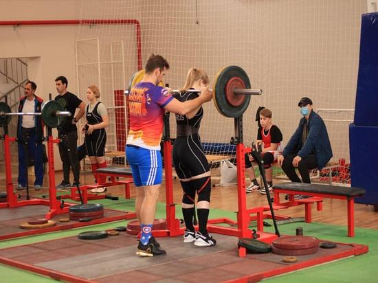 15-летняя тулячка подняла на соревнованиях 267,5 кг