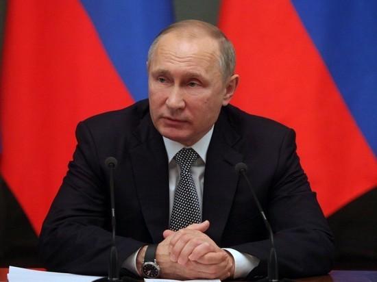 Кремль объяснил слова Путина о Киплинге и «красных линиях»