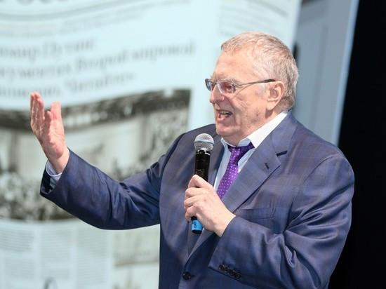 Жириновский пообещал превратить Украину в «Киевскую губернию при царе»