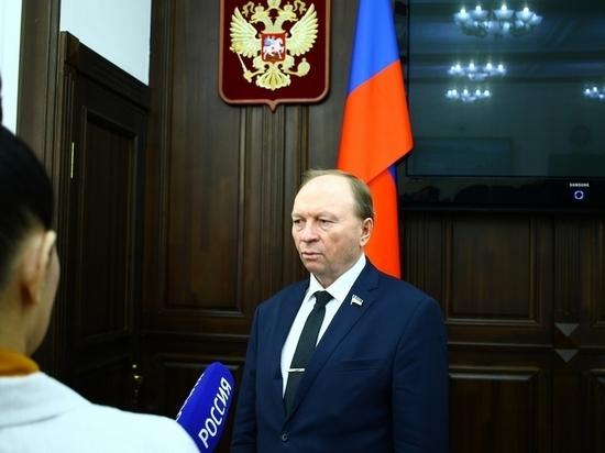Председатель Народного Хурала Бурятии прокомментировал послание президента России