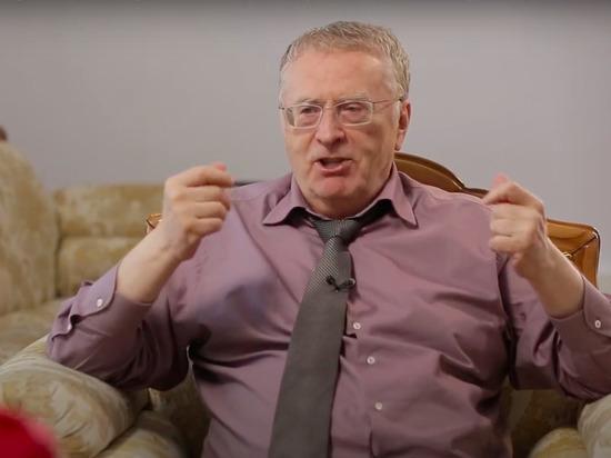 Жириновский заявил о зависимости судьбы мира от Путина