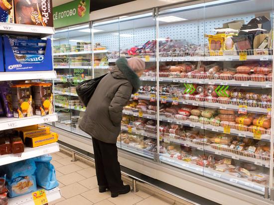 В Челябинской области с начала 2021 года стоимость минимального набора продуктов питания выросла на 5,2%