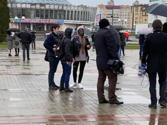 Костромичи проигнорировали акцию в поддержку Навального