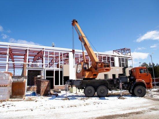 В Сургуте построят многопрофильный спортивный центр