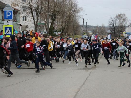 В Ивановской области подвели итоги легкоатлетического пробега