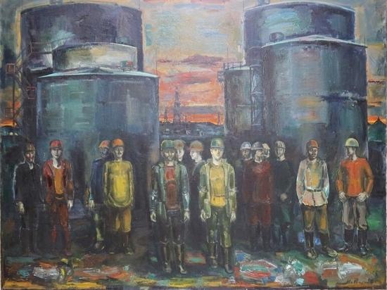 Минкульт РФ передал югорскому музею больше 40 картин советских художников