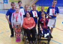 Спортсмены из Серпухова выиграли на региональных соревнованиях по бадминтону