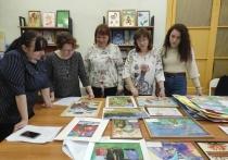 В Серпухове выбрали рисунки для украшения города ко Дню Победы