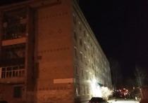 Возгорание произошло в квартире в пятиэтажке на четвертом этаже в Аше Челябинской области