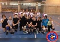 В Серпухове прошли игры первенства «Летающий мяч»