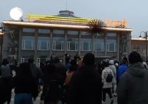 Глава Саратова заявил, что участники несанкционированного митинга нанесли ущерб городу