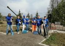 Третий весенний субботник прошел в городском округе Серпухов