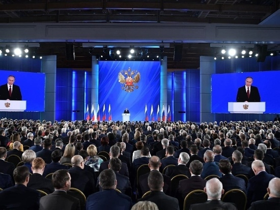 Губернатор Югры прокомментировала ежегодное послание Президента РФ Федеральному собранию