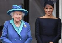 Меган Маркл и ее сын Арчи поговорили с королевой Елизаветой II перед похоронами принца Филиппа и «знают, что поездка в Англию была нелегкой для принца Гарри», сообщил источник в королевской семье