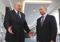 Дмитрий Песков сообщил журналистам, что переговоры Владимира Путина с президентом Белоруссии начнутся примерно в 17.00