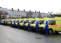 Тюменские села получат новые машины скорой помощи