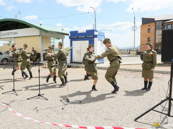 В Улан-Удэ во дворах ветеранов войны выступят «Фронтовые бригады»