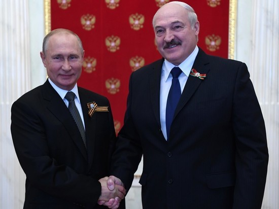 """Песков: """"попытка убить Лукашенко"""" не помешает интеграции с Белоруссией"""