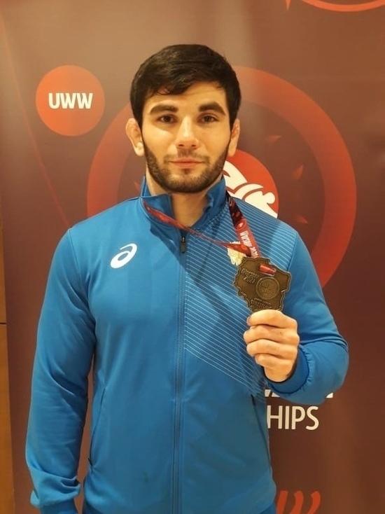 Югорский борец в третий раз стал чемпионом Европы